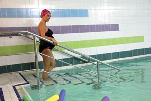 Maternité Soignies   Préparation Prénatale Aquatique